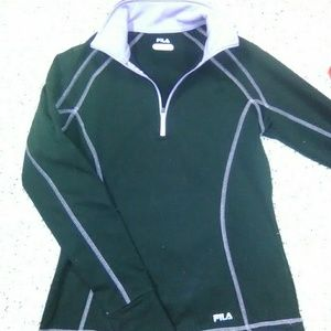 Fila Tops - Fila 1/4 zip